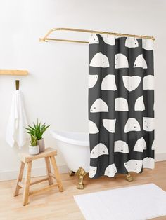 Looking for the perfect shower curtain to complete your Bohemian bathroom? A black and white boho shower curtain can help in your bohemian bathroom decor. This is one of best black and white bohemian shower curtains for your bathroom. Whether it is your boho bathroom apartment, modern boho bathroom, are looking for decorating ideas for bathroom, bathroom decor inspiration for your master bathroom shower, this shower curtain will fit in your black and white bathroom decor, or masculine… Tall Shower Curtains, Bohemian Shower Curtain, Extra Long Shower Curtain, Custom Shower Curtains, Shower Curtain Sets, Bathroom Shower Curtains, Modern Boho Bathroom, White Bathroom Decor, Masculine Bathroom