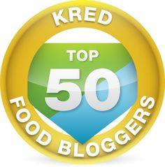 Top 50 Food Bloggers - including me :-) @chowandchatter