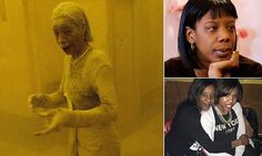 9/11 'dust lady' Marcy Borders dies of stomach cancer from Twin Towers ash | Daily Mail Online