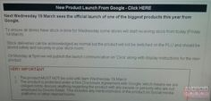 Chromecast coming to the UK!