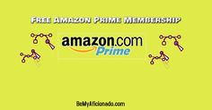 HACK-Free 1 year Amazon Prime Membership