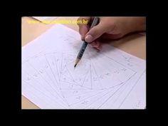 ▶ Patchwork Ana Cosentino: Porta Tablet Crazy (Programa Arte Brasil) - YouTube