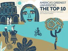 Top 10 Cool Schools: Is your alma mater one of America's greenest colleges?