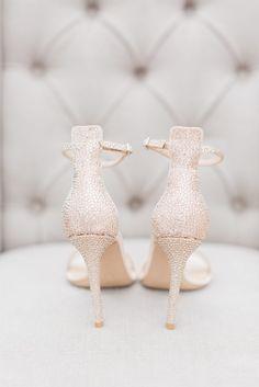 007f22b6d0b069 sparkly wedding heels aboutdetailsdetails.com | OC Wedding Planner | The  Resort at Pelican Hill
