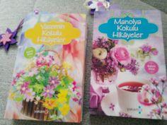 Güzel kokulu kitaplar :)