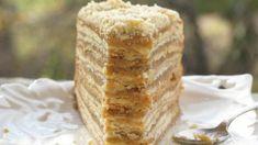 Banana Layer Cake Recipe, Kolaci I Torte, Oreo Cheesecake, Snacks, Pound Cake, Vanilla Cake, Banana Bread, Nutella, Cake Recipes