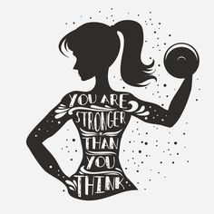 You are stronger than you think! Think of how far you have come, that takes courage and strength! We are your personal evolution system, 15 minutes a day towards a better you!