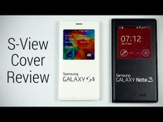 Galaxy S5 S-View Flip Cover Review