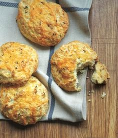 how to make herb bread from scratch