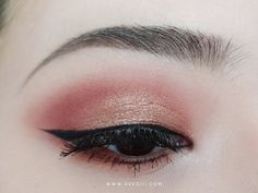 Peachy Golden Makeup Look ft. Makeup Revolution | New-Trals vs Neutrals Palette
