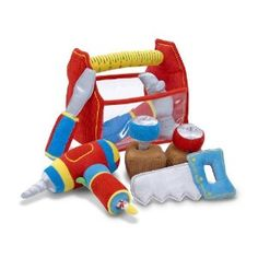 Amazon.com: Melissa & Doug Toolbox Fill and Spill: Toys & Games ... I could probably make this