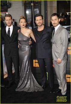 Teresa Palmer Brings 'Point Break' To Hollywood - Watch Trailer!