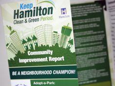 City of Hamilton, Brochure