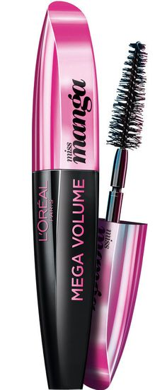 L'Oréal Miss Manga Mascara | 26 Beauty Products Our Readers Loved In 2015