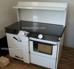 Modern Amish wood cook stove,wood coal cook stove urban farming homesteading