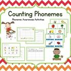 Three phonemic awareness activities that teach students to segment and count phonemes in words.  The first two can be taught as whole class activit...