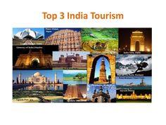 Top 3 India Tourist Spots PDF