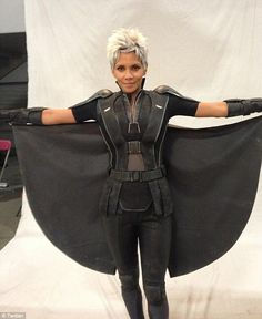 Halle Berry will be Storm on the 2014  X-Men movie