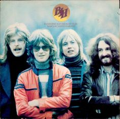 Everyone is Everybody Else Barclay James Harvest Vinyl Record