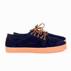 sports shoes 04ec1 412df HIGBY NAVY ORANGE
