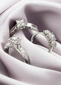 Diamond Engagement Rings | Walmart.