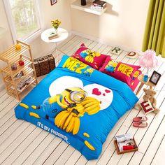 Minion Comforter Set - EBeddingSets