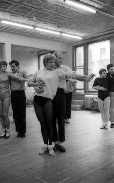 Gwen Verdon and Bob Fosse, 1960s...loved Gwen and Fosse....