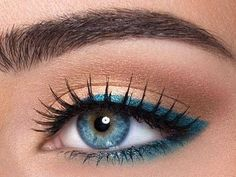 Makeup Tips And Ideas For Blue Eyes