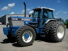 1986 FORD TW-35 II FWD