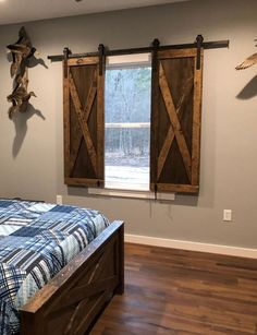 51 Awesome Rustic Bedroom Furniture Ideas to Get the Farmhouse Charm – GODIYGO.COM 51 Awesome Rustic Bedroom Furniture Ideas to Get the Farmhouse Charm – GODIYGO.COM,Home Related amazing modern house design interior ideas. Rustic Lake Houses, Rustic Homes, Barn Houses, Rustic Bedroom Furniture, Bedroom Rustic, Country Furniture, Refurbished Furniture, Rustic Wood Headboard, Log Cabin Furniture