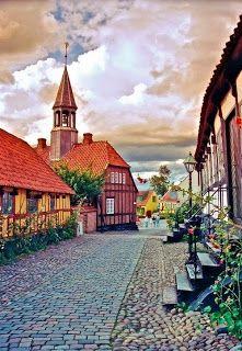 photo+Ebeltoft,+Denmark+wallpaper
