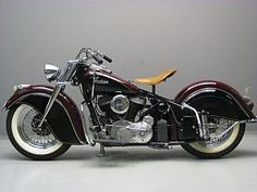 1946 Indian Chief 1200 from Yesterday's Indian Motorbike, Vintage Indian Motorcycles, Antique Motorcycles, Vintage Bikes, Triumph Motorcycles, American Motorcycles, Custom Motorcycles, Custom Bikes, Motocross