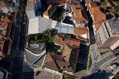 Banco Pinto & Souto Mayor | P. Mayor Bank  Oliveira de Azeméis - 1974 | © Fernando Guerra, FG+SG Architectural Photography