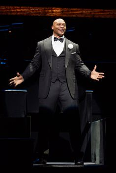 Eddie George as Billy Flynn (2016)
