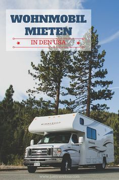 7 tips for your RV vacation in the US - Travel Ideas 2019 East Coast Road Trip, Road Trip Usa, Usa Roadtrip, Usa Trip, Travel Tags, Travel Usa, New England Usa, Vacations In The Us, Us Destinations
