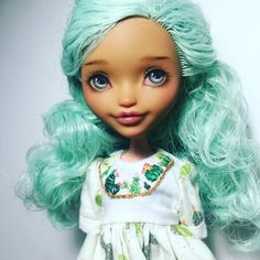 """355 Likes, 4 Comments - 阿布 (@molly_927) on Instagram: """"#eahrepaint #everafterhigh #everafterhighooak #everafterhighdolls #everafterhighrepaint"""""""