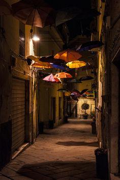 christmas umbrellas by Riccardo Irranca on 500px Sardegna