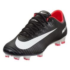 Nike Mercurial Vapor XI FG Soccer Cleat - Black White Dark Grey University 03e6b2c0ba811