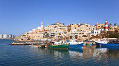 Antigo porto de Jaffa, Tel-Aviv, Israel (Natalia Volkova/Shutterstock)    O Memorial da América Latina, em parceria com o Consulado Geral ...
