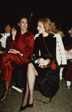 Happy birthday, Carolina Herrera! To celebrate, we take a look back at the design doyenne's most glamorous 80s getups. You won't believe your eyes!
