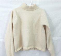Kids Sweater Size Large 100% Wool Long Sleeves Dress Casual #HarveBenard #Sweater #Everyday
