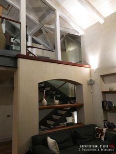 Details of a residential mansion _ interior design