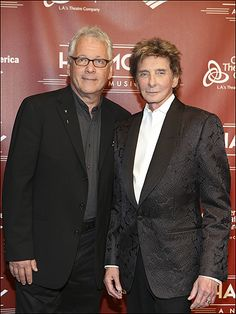 harmony musical barry manilow | Book and Lyrics Writer Bruce Sussman and Composer Barry Manilow