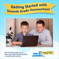 As they are working their way through middle school, your 7th grader should be able to tackle more in-depth assignments and manage a busier academic schedule.