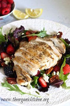 Grilled Chicken Sala