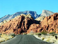 Red Rock Canyon near Las Vegas