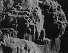 1932 Sand Erosion Carmel Beach by Edward Weston
