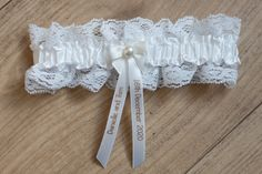 red// hot pink..28 colours! Personalised wedding garter//hen night //royal blue