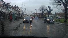 Raining in Wooburn