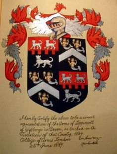 Lippincott coat-of-arms